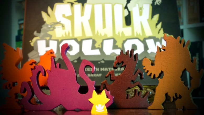 The Guardian Lineup for Skulk Hollow by Pencil First Games