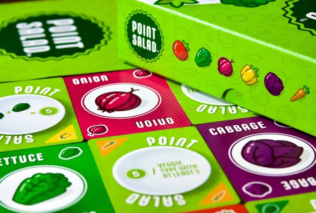 Point Salad by AEG, Flatout Games